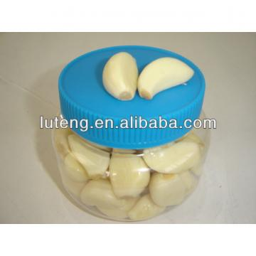 fresh peeled garlic with high quality
