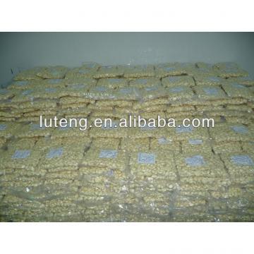2014 Chinese vacuum packed fresh peeled garlic cloves