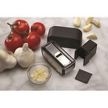 Microplane Garlic Slicer - Black