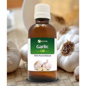 GARLIC OIL (ALLIUM SATIVUM) 100% NATURAL PURE ESSENTIAL OIL 5ML/500ML