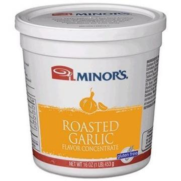 Minor's Roasted Garlic