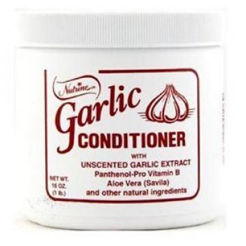 Nutrine Garlic Conditioner Jar, 16 oz (Pack of 7)