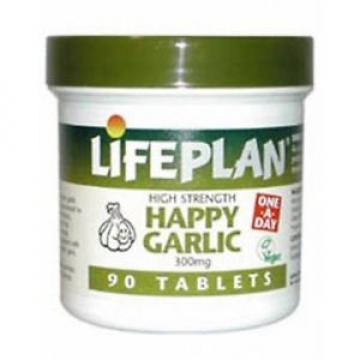 Lifeplan - Happy Garlic 300mg | 90's