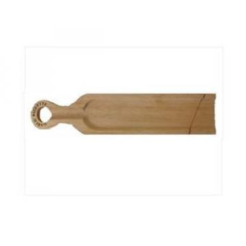 X10 SOLID HARD WOOD GARLIC BAGUETTE BREAD SALAMI WOODEN BOARD WITH GROOVE