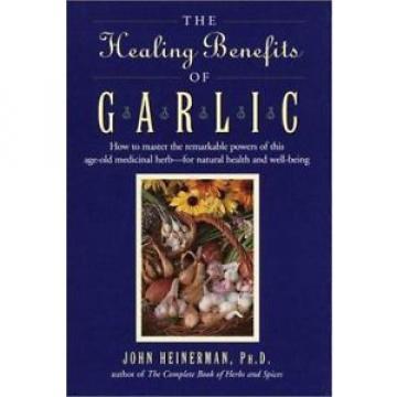 Healing Benefits of Garlic  (ExLib)