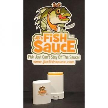 JB's Fish Sauce Fish Attractant - Deodorant Style App - Catch More Fish - Garlic