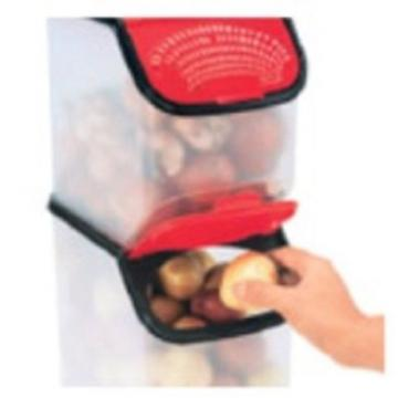 Tupperware Preparation Veg Out Garlic-N-All Keeper 3.0L Free Shipping