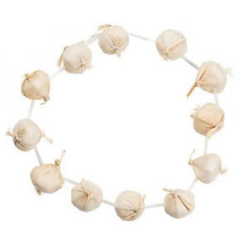 Necklace Of Fake Garlic Fancy Dress Costume Prop Halloween Frenchman