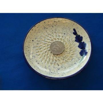 'RIGAS' Provencail Garlic/Ginger Grater: Lavender Motif