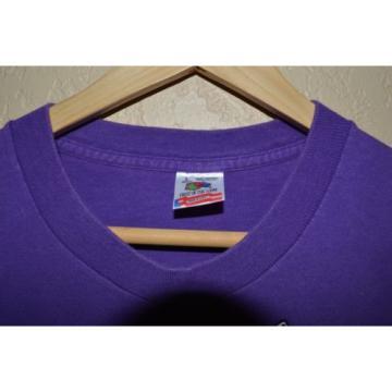 Mens Vintage VTG 1996 Gilroy California Garlic Festival T-Shirt size Large L