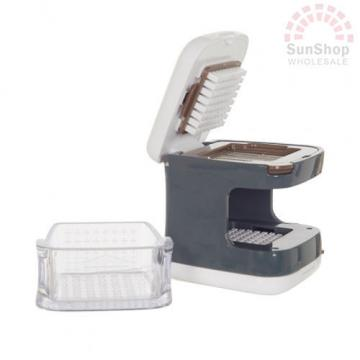 100% Genuine! D.LINE Garlic Cube Storage Dices Slices Graters! RRP $29.95!