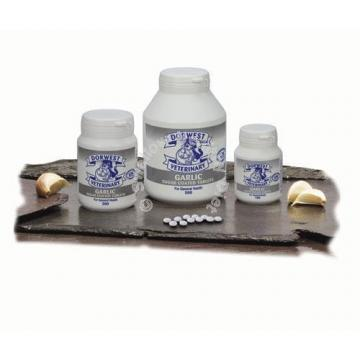 Dorwest Herbs Garlic Tablets Dog/Cat Supplement 500's