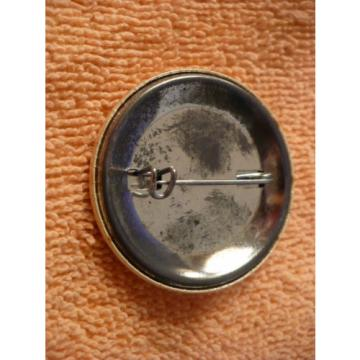 TS- IN GARLIC WE TRUST  PIN BADGE  #42020