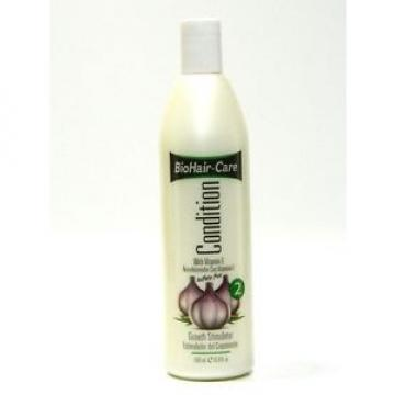 BIOHAIR CARE GARLIC CONDITIONER 16.9
