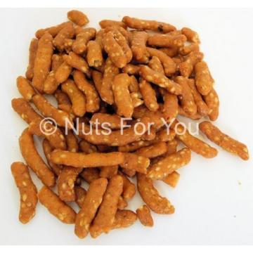 Sesame Sticks, Garlic 1 lb to 5 lbs *FREE, FAST, US SHIPPING*