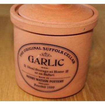 Henry Watson Original Suffolk Garlic Cellar Small