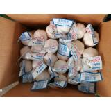 New Crop Chinese 4.5cm Snow White Fresh Garlic In 10 kg Box Packing
